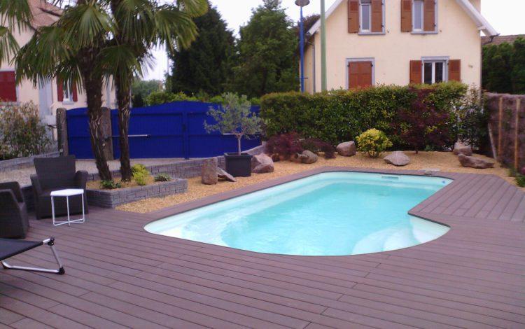 Piscine, terrasse et design paysage - CENTRE ALSACE CRÉATION