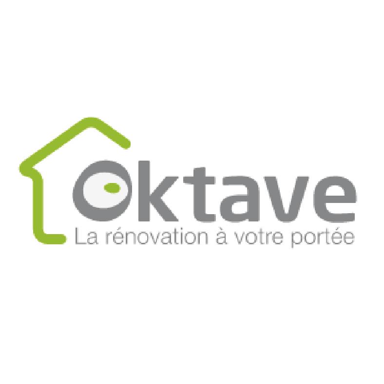 logo OKTAVE Espace infos energie