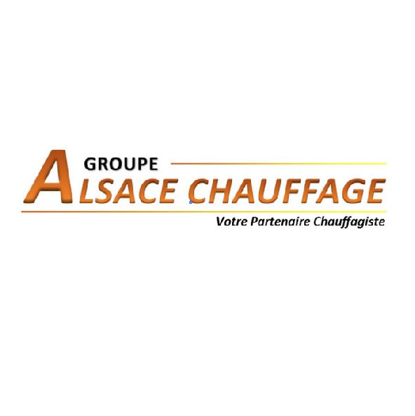 Logo Groupe Alsace Chauffage