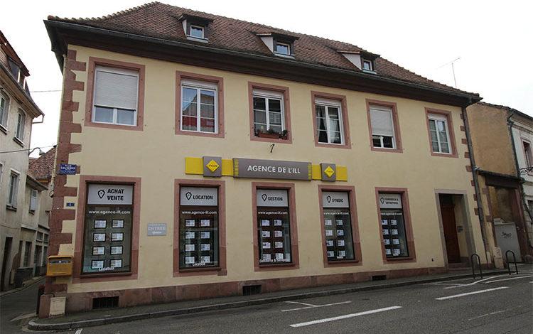Agence Immobilière de Sélestat - AGENCE DE L'ILL