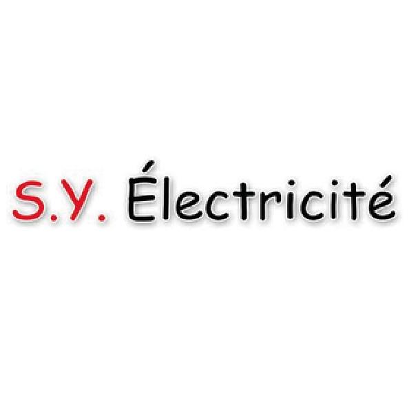 Logo S.Y Électricité