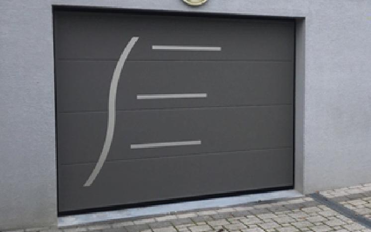 Porte de garage - MOOS
