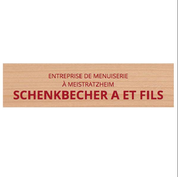 Logo menuiserie Schenkbecher