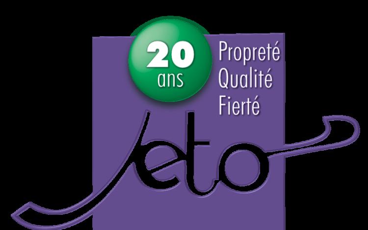 Logo JETO SAS - HUSKY Aspiration Centralisée par JETO