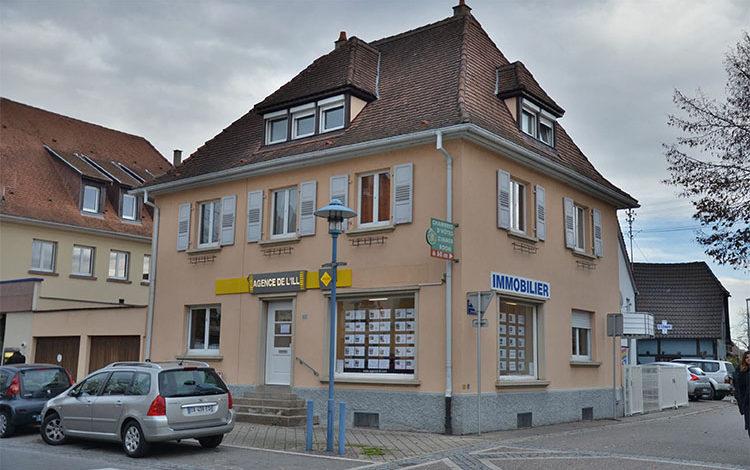 Agence Immobilière de Marckolsheim - AGENCE DE L'ILL