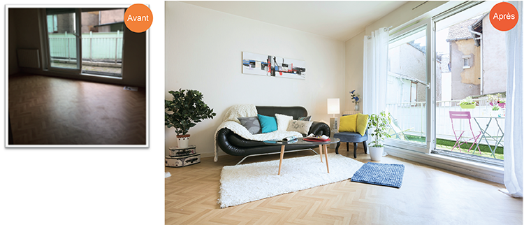 qui dit home staging ne dit pas travaux - 123 habitat et Home staging Expert