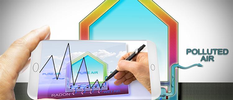 Le radon dans votre habitat - 123Habitat