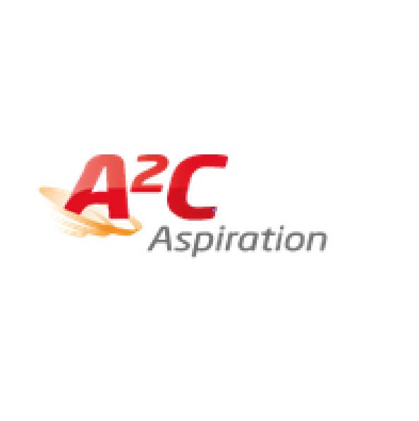 Logo A2C Aspiration centralisée