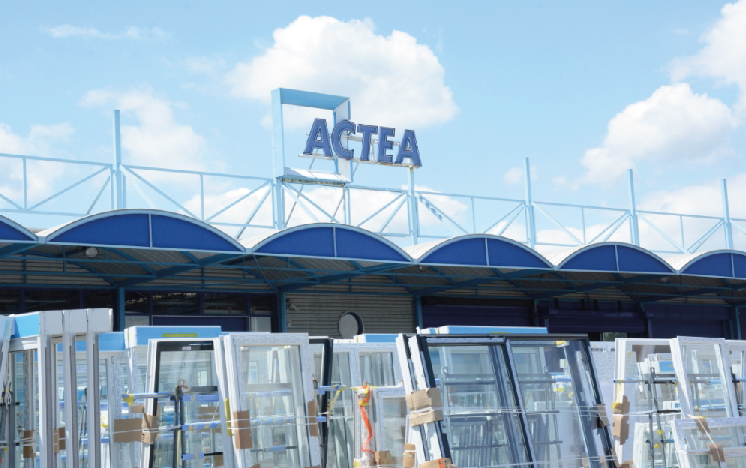 Usine de fabrication à Wasselonne - ACTEA