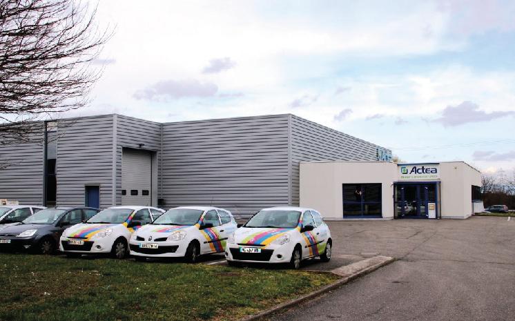 Agence de Mundolsheim - ACTEA