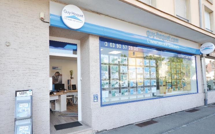 Agence immobilière GUY HOQUET à Sélestat