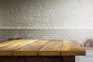 plan de travail de cuisine en bois - 123Habitat