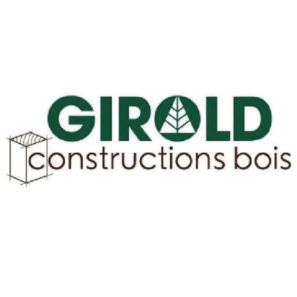 Logo Girold Constructions Bois